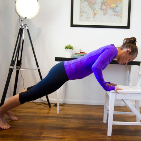 Easy Weight Loss Exercises To Do With A Chair