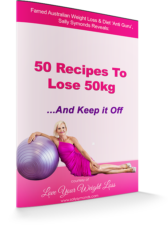 how to lose 50kg fast