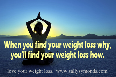 When you find your weight loss why copy