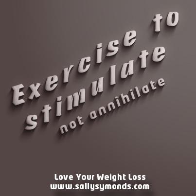 Exercise to stimulate