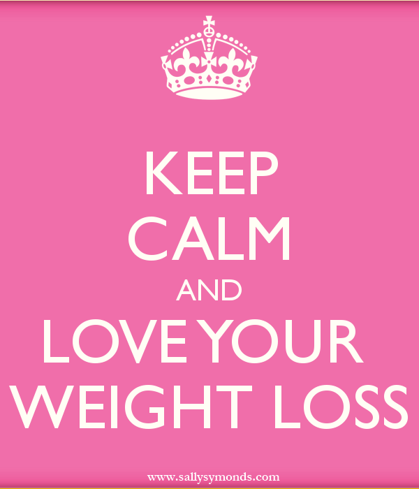 keep-calm-and-love-your-weight-loss