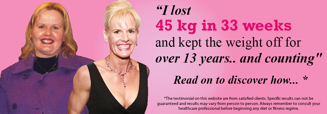 Sally Symonds Love Your Weight Loss