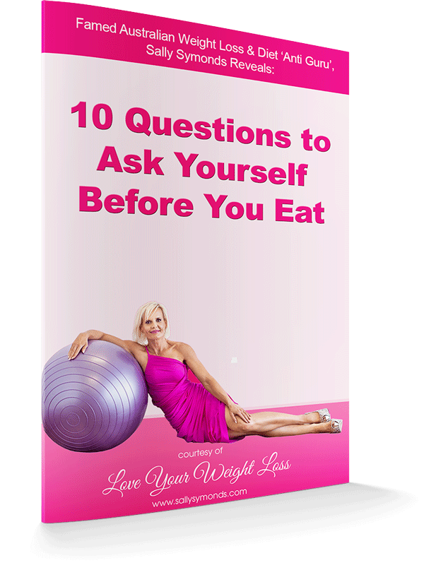 10 Questions For Weight Loss To Ask Yourself Before You Eat