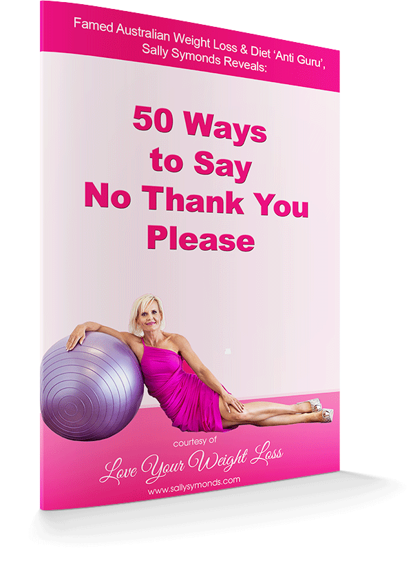 50 Ways to Say No Thank You Please When You Are Trying To Lose Weight