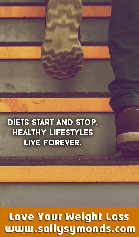 diets start and stop healthy lifestyle live forever