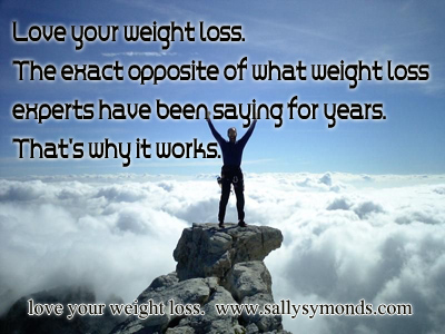 Love your weight loss
