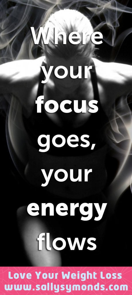 Where your focus goes
