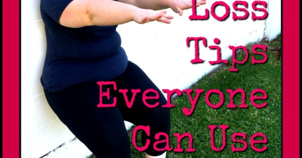25 easy weight loss tips everyone can use today